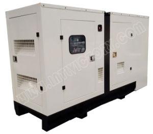 Perkins 영국 엔진 Ce/CIQ/Soncap/ISO를 가진 48kw/60kVA 최고 침묵하는 디젤 엔진 발전기