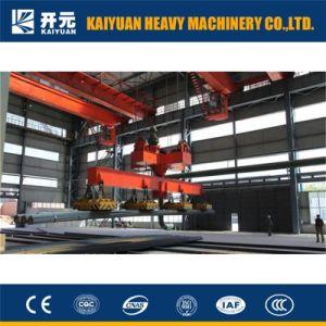 De zware Opheffende Kraan van de Magneet van 10 Ton Lucht voor Fabriek