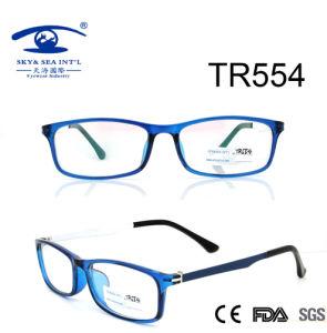 Het nieuwe Optische Frame van de Verkoop van de Aankomst Hete Tr90 (TR554)