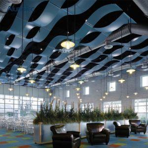 Panel del techo de aluminio antiestático al aire libre