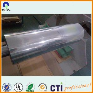 プラスチック表示のための高い透過APETシート