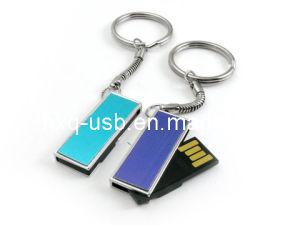 回転USBのフラッシュディスク(HXQ-RD003)