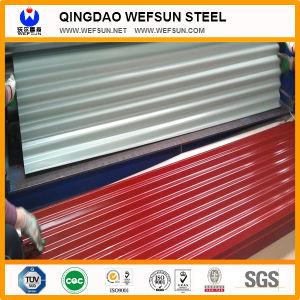 Colore di Sgch/Cgch o lamiera di acciaio/piatto ondulati galvanizzati