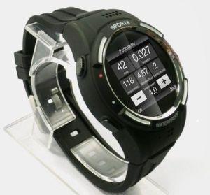 Wasserdichtes Watch TW320 Watch Phone, Fashionable Sport Watch Phone, TW320 Smart Watch mit Pedometer Waterproof Wristwatch Perfect Companion Smartphone