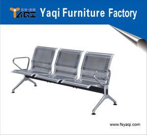 Cheap chaise de salle d'attente en acier inoxydable Ya-51
