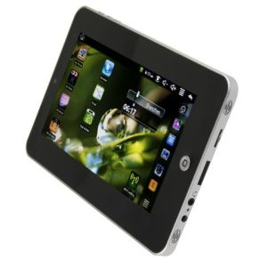 PC del ridurre in pani 7 con il Android 2.2 O.S, sensore di gravità, WiFi