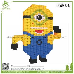 Blocchetto del giocattolo della gomma piuma di EPP dei capretti, particella elementare di EPP, giocattolo del mattone della costruzione