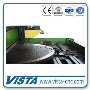 Platee de connexion machine CNC série DM