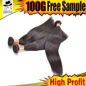 5 % de remise Bboss nouveaux cheveux produit bon marché de gros Virgin Remy matières brésilien de cheveux humains