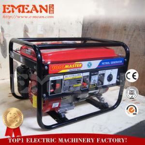 AC Monofásico 2.5kw generador de gasolina con certificado CE