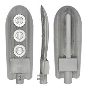 Certificación UL 150 W Calle luz LED de iluminación de carretera al aire libre de alta potencia 85-265 V IP65, lámpara de iluminación exterior