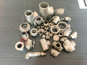 Lo zoccolo adatto del riduttore dell'accoppiamento del filetto femminile dell'acciaio inossidabile ha legato