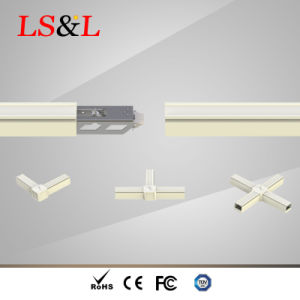 LED de 1,5m Batten Pendente de LED Lustre linear de luz para manual