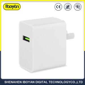 Lader van de Telefoon van de Muur USB van de reis 4.0A de Elektrische Mobiele