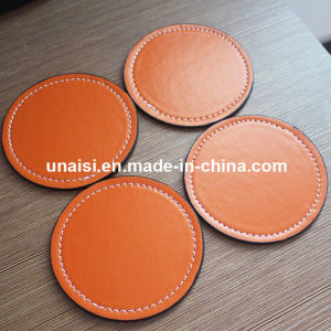 رخيصة [بو] تمويه جلد دائريّ [بلسمت] كتلة مستديرة فنجان حصيرة