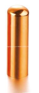 Efeito de cor de cabelo profissional Canhão de alumínio escovado amostra grátis