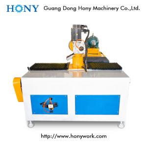 Гидравлический изгиба края изделия и металлическая посуда 2882 полировальная машина для