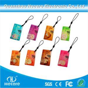 Modifica chiave a resina epossidica impermeabile stampabile di RFID 125 chilociclo T5577