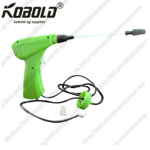 Rociador de riego del disparador de la batería del asesino del insecto de la planta de jardín Kb-080020