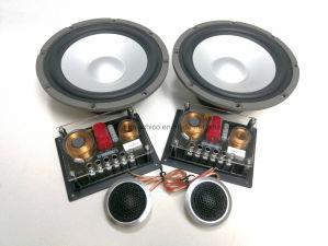 6.5  2 Möglichkeits-Kreuzberufsteillautsprecher für Auto AudioX365