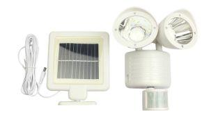 Luz de parede LED Luz Jardim Solar com marcação, RoHS aprovado