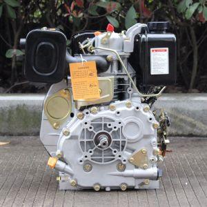 バイソン10HP販売のためのAir-Cooledモデル186fディーゼル機関