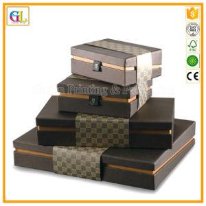 良質のペーパーボール紙の包装のギフト用の箱