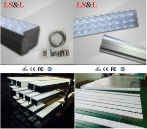 150cm linear LED luz pendente para o supermercado/ Iluminação de escritório