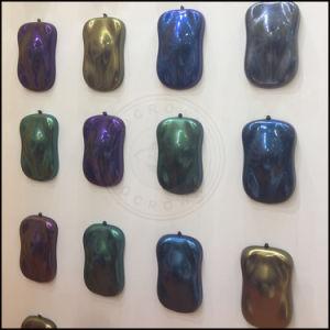 Pigmento colorato perla della mica della vernice di Plasi di luccichio