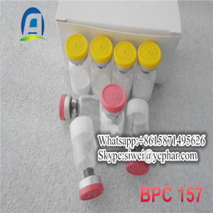На заводе GMP Peptide питания 5мг/флакон для Nootropic Selank Anxiolytic 129954-34-3