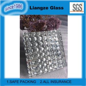 Het Decoratieve Glas van het kristal/Veiligheid Gelamineerd Glas meer dan de Overbrenging van 91%