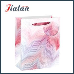 2018 Nouveau design de mode Shopping transporteur des sacs en papier cadeau