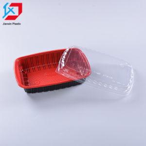 食糧および野菜1000mlのための適したボリューム使い捨て可能なプラスチックの箱