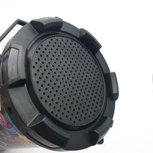 Leichte im Freieneinfassungs-beweglicher drahtloser Lautsprecher mit Karten-Kanal USB-TF
