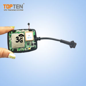 Bester Verfolger des Preis-3G GPS mit WCDMA für Universalgebrauch-und der Spannungs-10-60VDC Klage für Motorrad, Auto u. grossen LKW (MT35-SU)