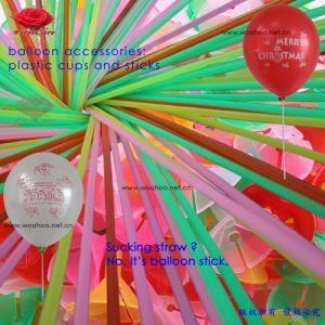 De Ballon van de stempel (MetaalBallon)