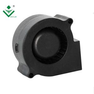 Große Geschwindigkeit 6028 Shenzhen Gleichstrom-schwanzlose 12V 24V leiser Gleichstrom-zentrifugaler Gebläse-Ventilator für integrierte Schaltung