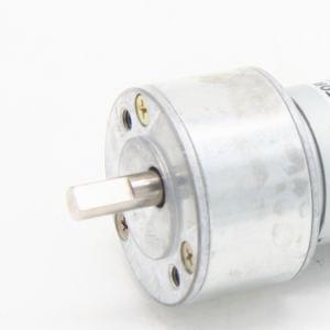 Micro Motor de engranajes DC 12V/24V para oficina y hogar