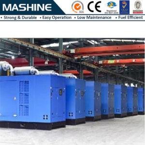 3 fase 60Hz 1800rpm Stille Prijs van de Diesel 250kVA Reeks van de Generator