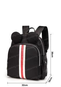 屋外のための熱い販売の方法ハンドバッグのおむつのバックパック袋