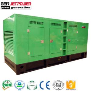 頑丈なディーゼル機関のGenset 400kwのディーゼル発電機500kVAの発電機の価格