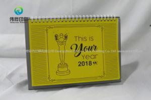 カスタム印刷は/Wallのカレンダの卓上カレンダーをカレンダーに記録する