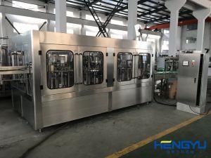3-en-1 de la máquina de llenado de bebidas carbonatadas (DCGF-XXXX).