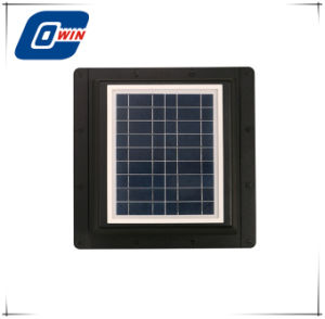 Solarventilator Recharageable mit Sonnenenergie 10watt