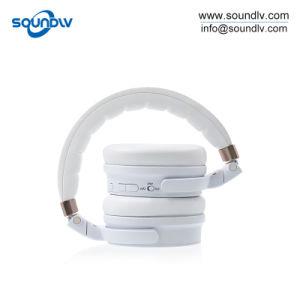 40мм динамический Moving-Coil драйвера беспроводной связи Bluetooth стерео гарнитура АНК выход для наушников