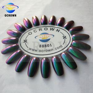 カラー車のペンキの製造業者のための変更の粉のCameleon Colorshiftの顔料
