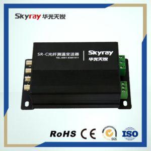 Transmissor de temperatura de fibra óptica