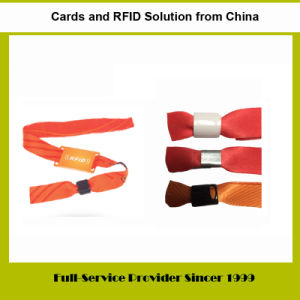 접근 제한 멤버쉽을%s PVC/Nylon ID/IC RFID 소맷동