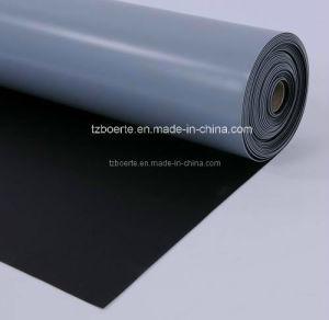 ESD Grijze Kleur van de Mat van de Bank van de Mat de Antistatische voor Cleanroom