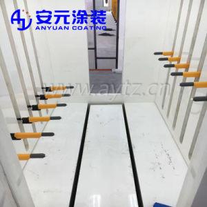 Pistola a spruzzo elettrostatica manuale del rivestimento della polvere per la parete divisoria